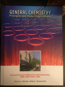 Petrucci: General Chemistry: Principles and Modern Applications