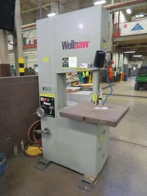 Wellsaw V20 Vertical Band Saw