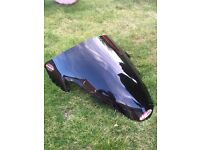 Suzuki Gsxr black tinted screen k3/k4 1000