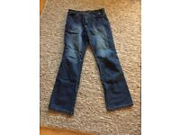 Richa kevlar motorcycle jeans