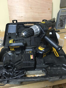 Craftsman 18 volt drill Peterborough Peterborough Area image 1
