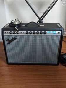 Fender '68 Custom Deluxe Reverb Guitar Amp (Mint Condition)