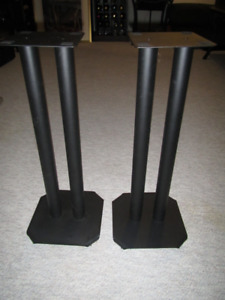 Two Sets of Speaker Stands Available