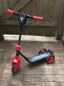 Child's Scooter Adjustable Height