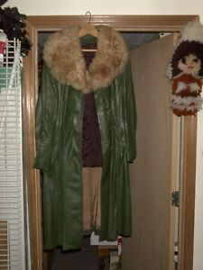 WOMAN'S LEATHER ( REAL leather ) COAT Regina Regina Area image 2
