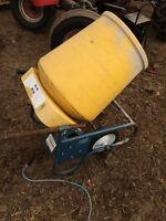 Electric stone cement mixer for sale