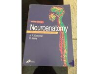 Neuro anatomy an illustrated colour text