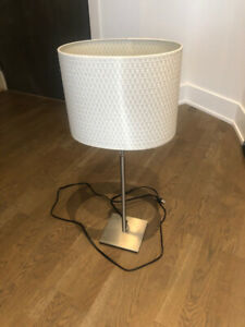 Lamp Ikea Table Lamp $15 Excellent New Condition