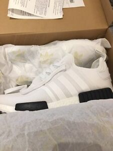 TRADE my NMD R1 PANDA  VS any sneakers 9 1/2 or 10 text me