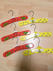Kidorable Child Clothes Hangers X6