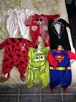 Gently used baby boy clothes 0-3 months