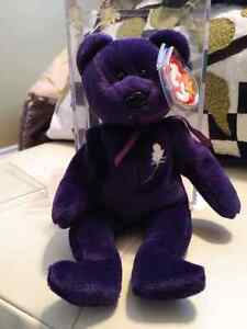 Princess Ty Beanie Baby  Kitchener / Waterloo Kitchener Area image 1