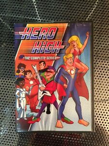 Hero High The Complete Series
