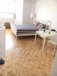 $870 Furnished Studio - For May, June, and July (3 month)