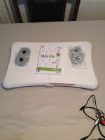 Wii Fit package