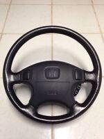 OEM Honda Steering wheel with airbag