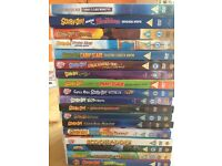 Scooby Doo bundle DVDs