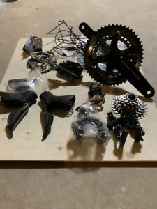 SHIMANO DURA ACE Di2 R9150 11 SPEED GROUPSET ST.