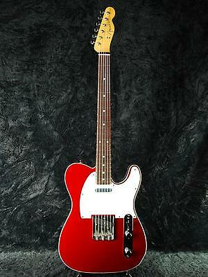 - Fender Japan Exclusive Series / Classic 60's Telecaster Custom CAR Red