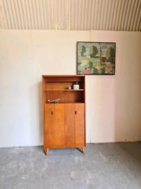 Vintage Mid Century Drinks Cabinet