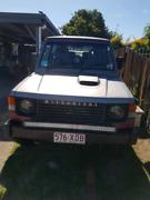 1991 ng turbo diesel pajero Kallangur Pine Rivers Area Preview