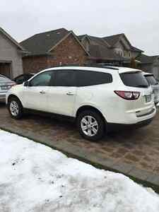 2013 Chevrolet Traverse 2LT SUV, Crossover