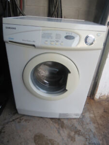 Samsung Apartment Size 24 Inches Compact Washer