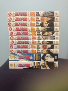 Manga 5$ each and buy 3 get one free