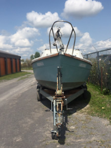 Windrush Sailboat for Sale