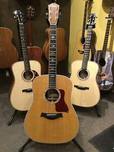 GUITARE ACOUSTIQUE TAYLOR 810 SECONDE MAIN