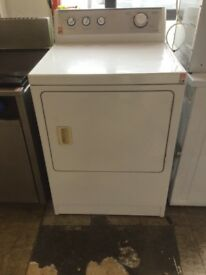 Admiral Commercial vented tumble dryer
