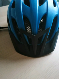 Bicycle helmet blue sale £5
