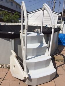 Escaliers pour Piscine / Pool Staircase