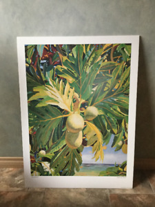 Mounted Art Print - Perfect Condition
