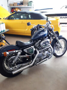 Harley Davidson Sportster 883 1998