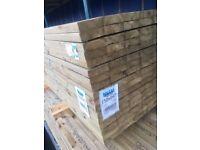 6x2 Treated Timber