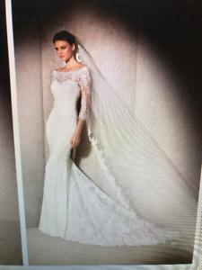 Wedding dress for sale !!!
