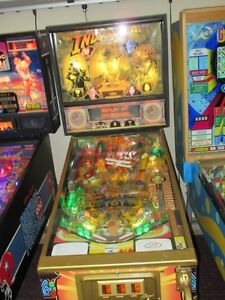 *****PINBALL NOUVEL ARRIVAGE*****