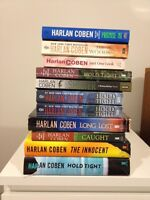 HARLAN COBEN books for sale