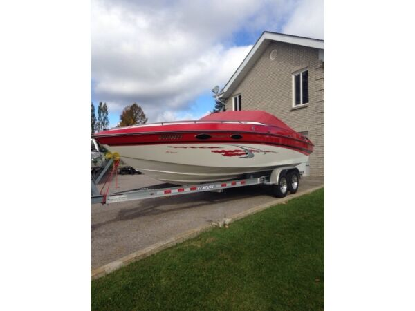 1988 Chris-Craft 245 scorpion