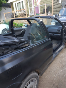 2002 volkswagon Cabrio convertible