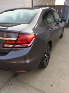 2015 Honda Civic EX, 33000 Kilometers, for $ 17900, Must see car