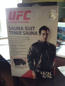 UFC Sauna Suit !!! BRAND NEW IN THE BOX !!! Kingston Kingston Area image 1