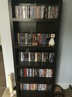 Huge DVD Lot - Over 300 Movies and TV Series (Free DVD Player!)