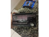 SONY Double Din Radio / Headunit CD Player