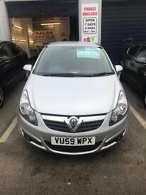 Vauxhall Corsa 1.2 petrol 59 plate SXi