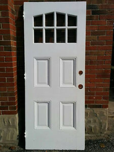 Solid Wood Door 34x80""