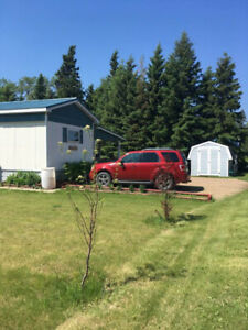 80 Acres  with  yard for sale with mobile home