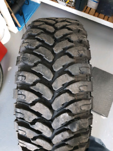 Pneus, tires Ginell gn3000 35 pouces new neuf