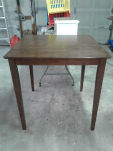 Square Top Counter-height table